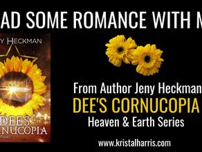 Welcome Author Jeny Heckman!