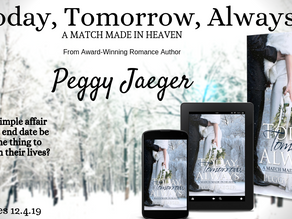 Welcome Author Peggy Jaeger!
