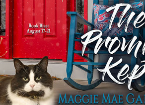 Welcome Author Maggie Mae Gallagher!