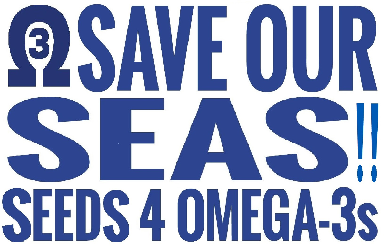 Save Our Seas Seeds 4 Omega3s