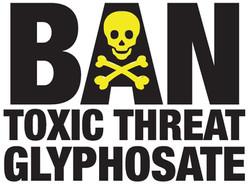 Ban Toxic Threat Glyphosate