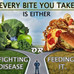 Holistic Immunity, Heart Attack Prevention+Cancer Fighting!
