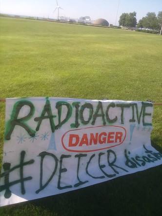 De-Icer Disaster: Radioactive Radium content Road De-icer, Aquasalina