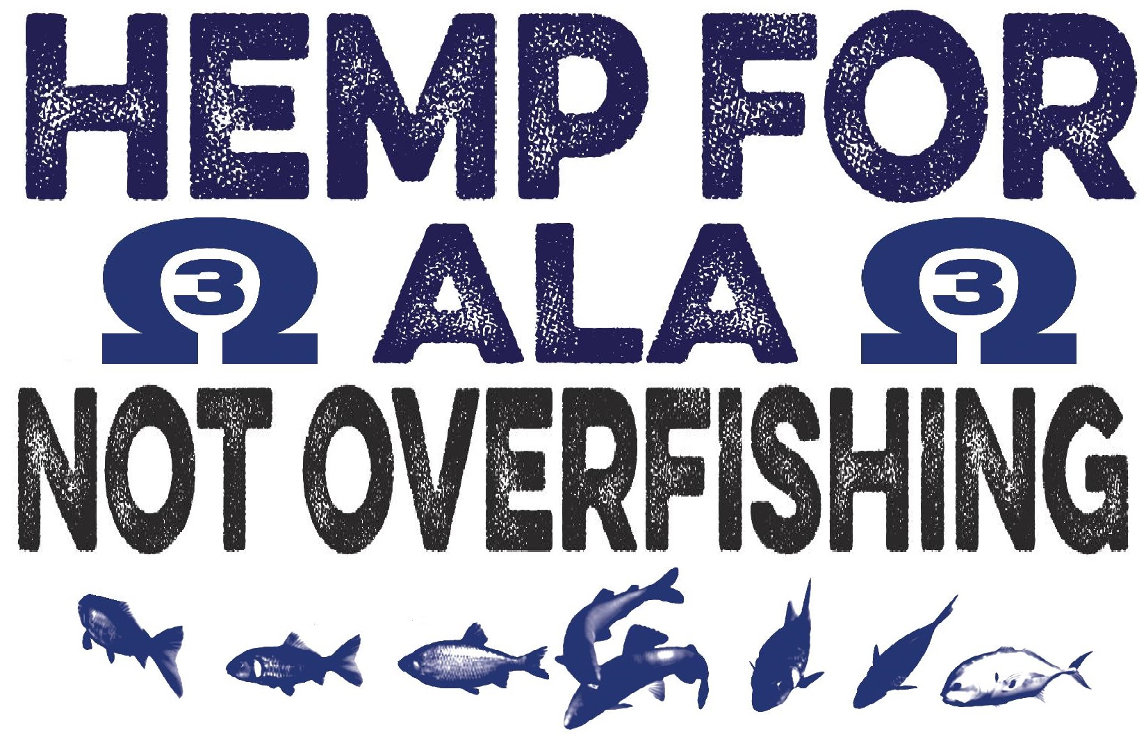 Hemp For ALA Not Overfishing