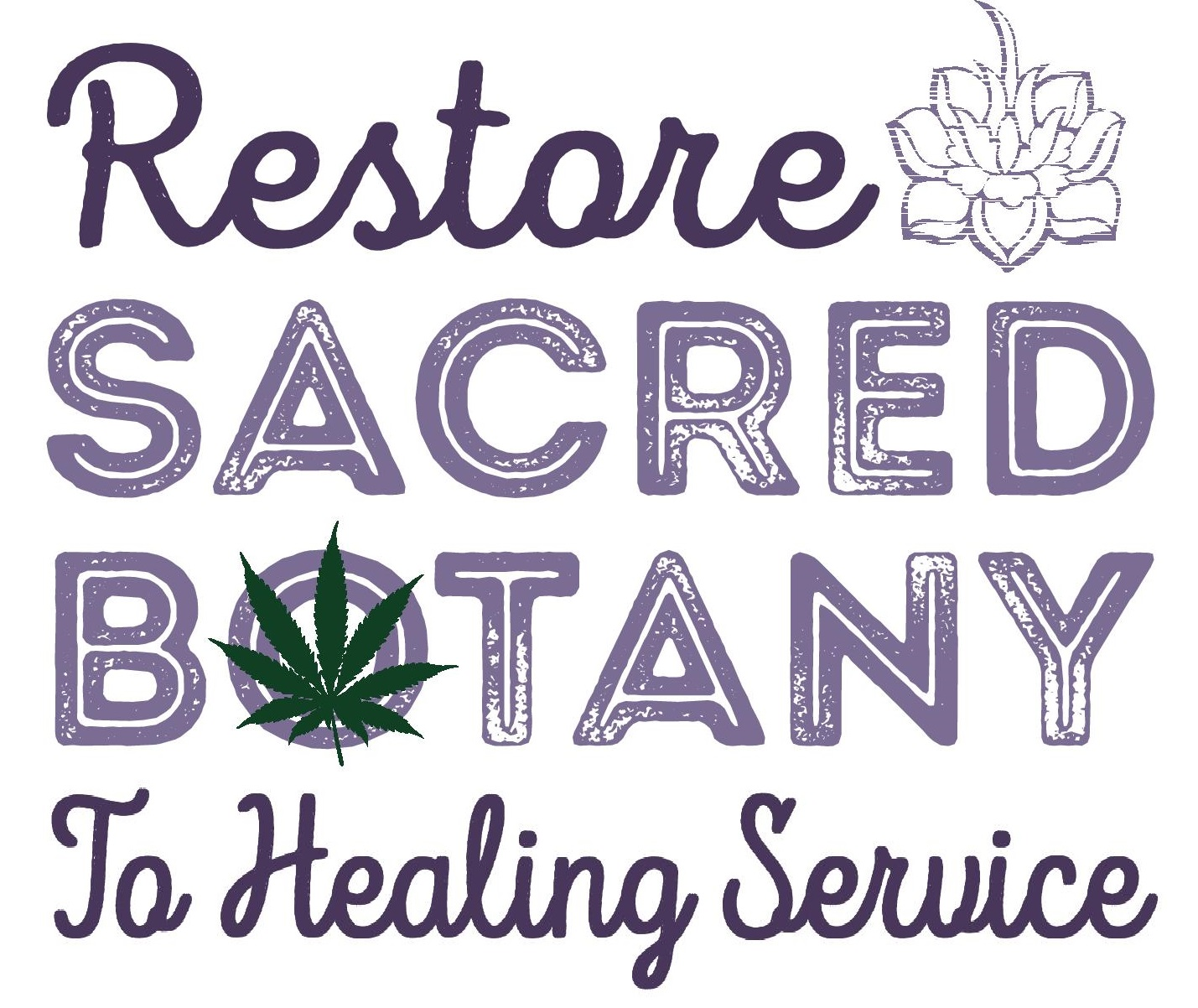 Restore Scared Botanical Rights