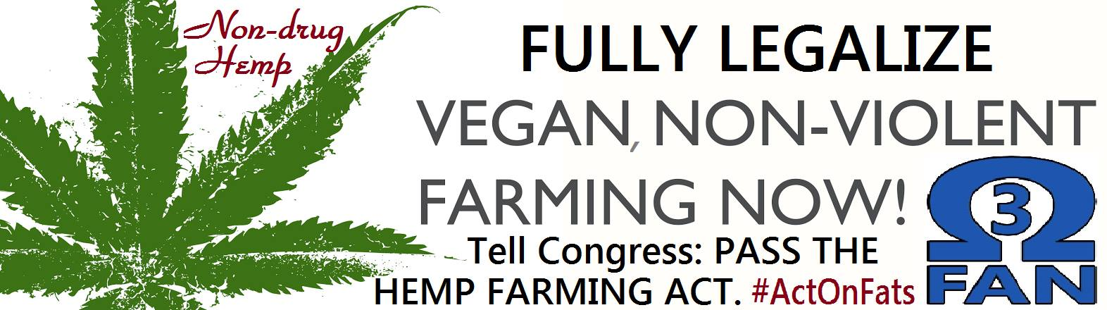Vegan Farming Rights NOW