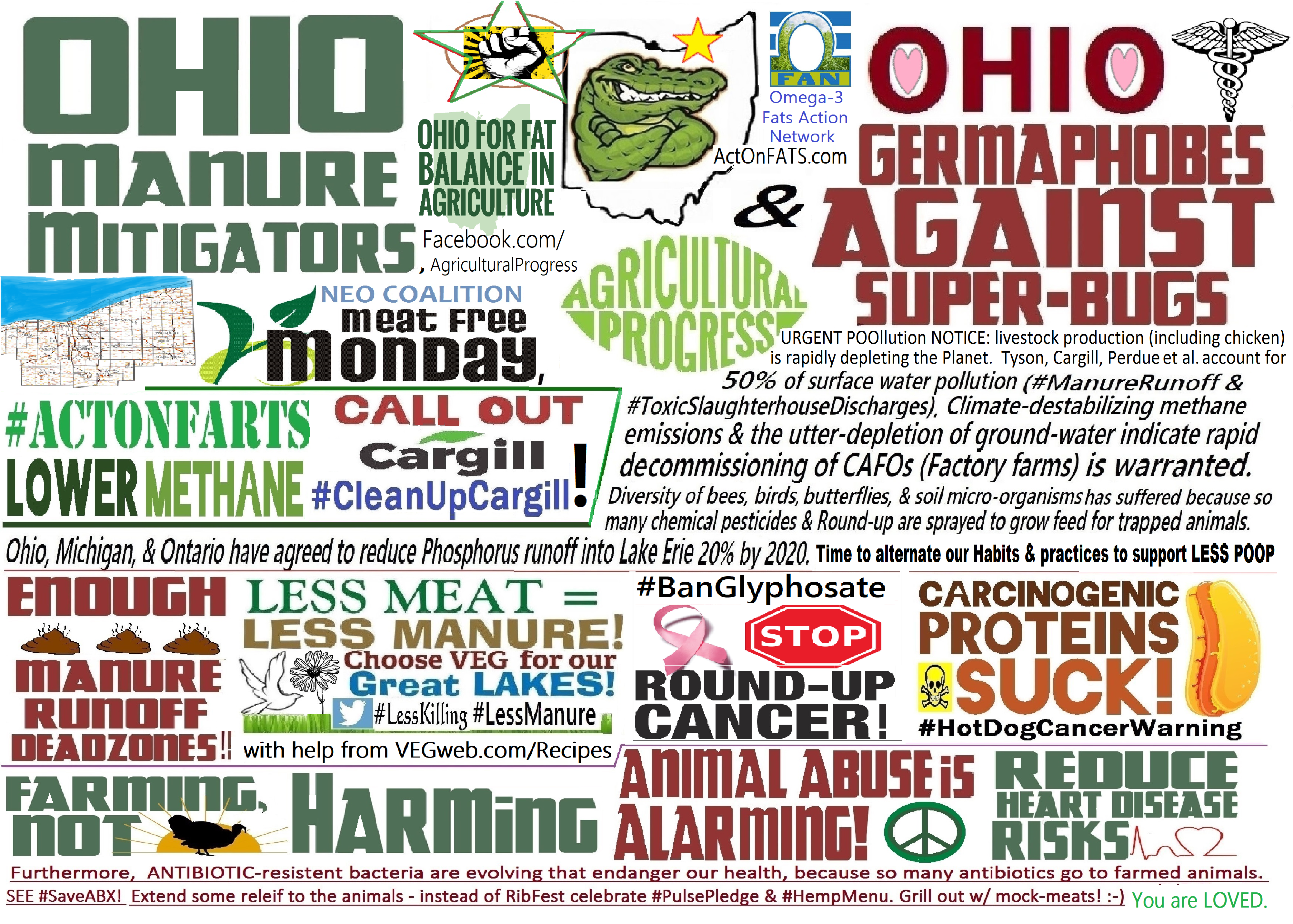 Agriculture campaigns poster!!