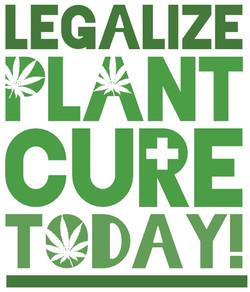 MMJ plac legalize plant cure