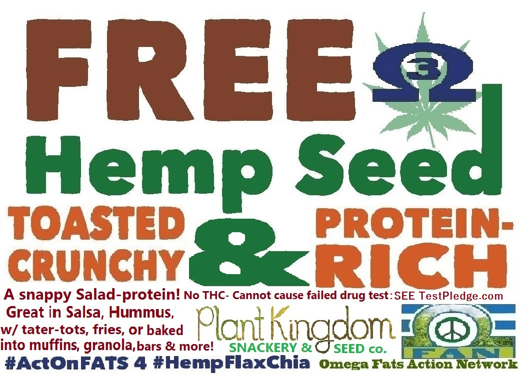 Free Seed sign