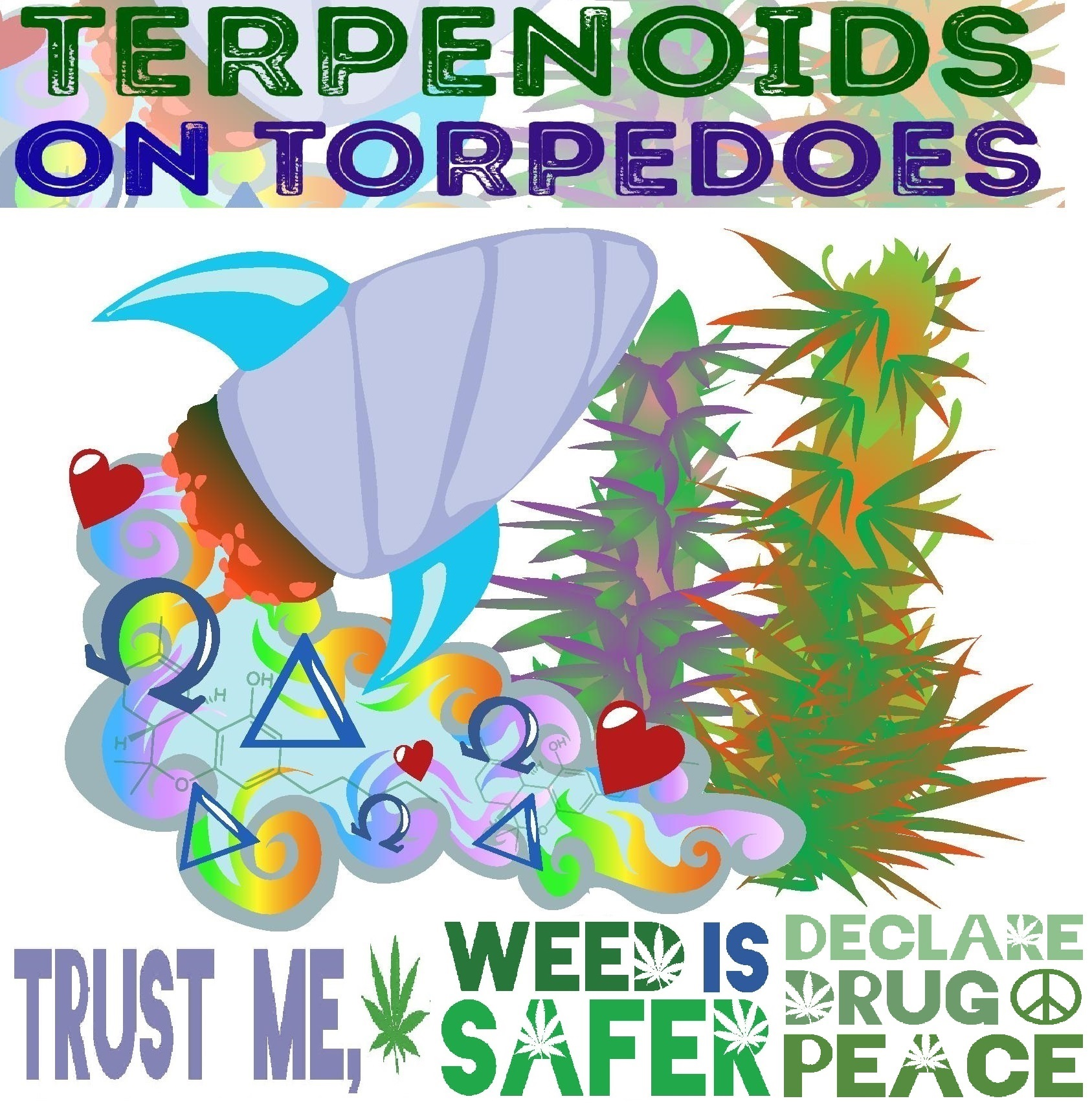 pro-Terpene cures in MMJ Safer fight