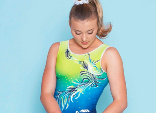 ACID COMPETITIVE LEOTARD