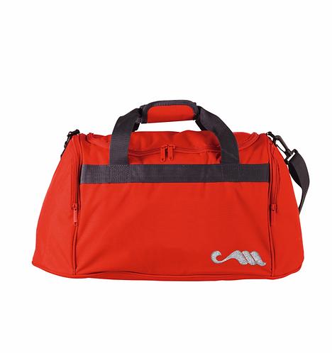 RED GYM BAG