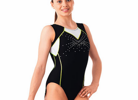ACADEMIE SLEEVELESS LEOTARD