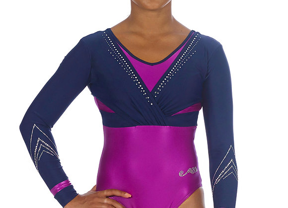 SHINY COMPETITIVE LEOTARD