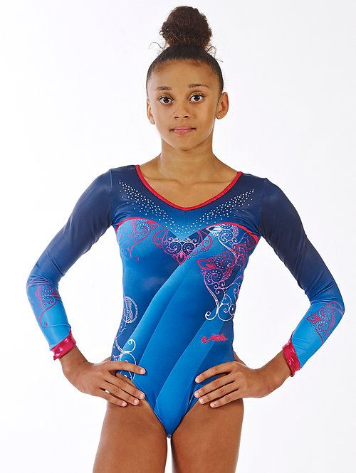SHADOW COMPETITIVE LEOTARD