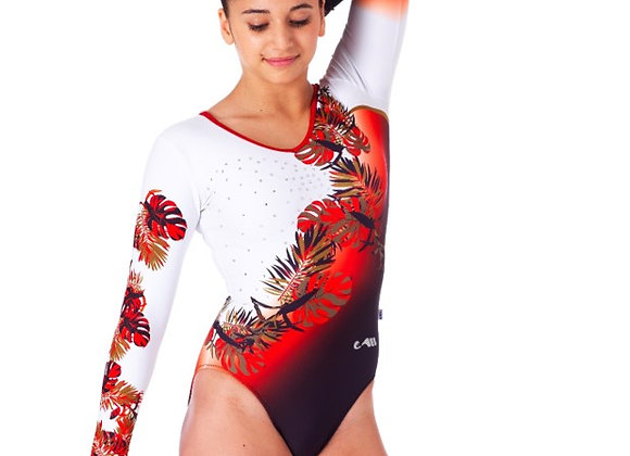 TROPICAL COMPETITIVE LEOTARD