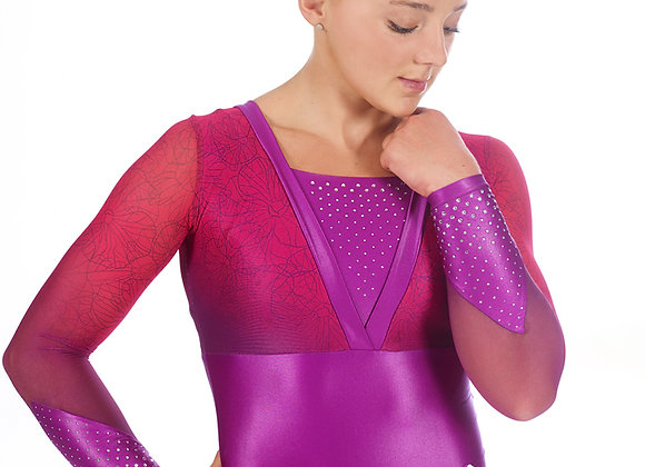 GLAM COMPETITIVE LEOTARD
