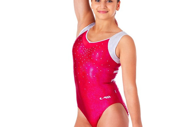 INDIAN PINK SLEEVELESS LEOTARD