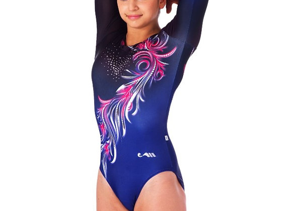 BLACK DYLANE COMPETITIVE LEOTARD