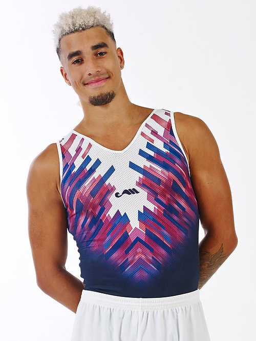 MAGNETIC COMPETITIVE LEOTARD