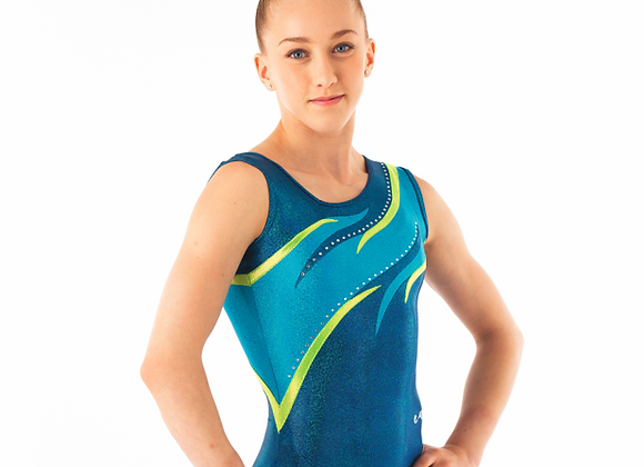 MANON SLEEVELESS LEOTARD