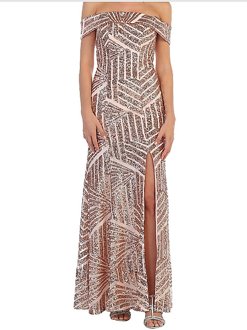 STYLE # 3313 ROSE GOLD