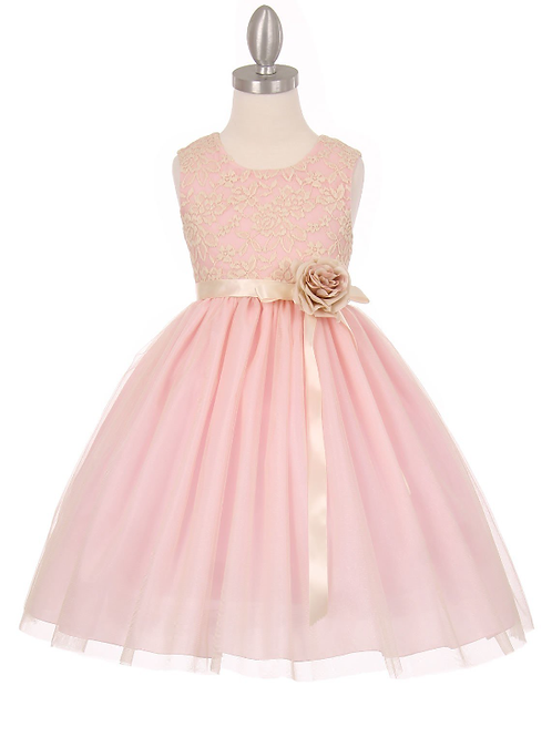Style#1142, Pink, Size 4