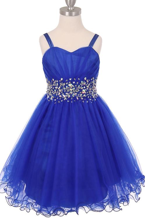 Style#65008, Royal, Size8