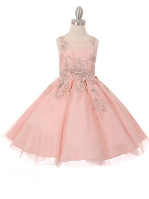 Style#5032, Blush, Size 4