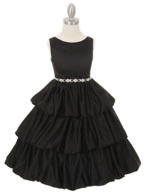 Style#1061-BT850, Black, Size 4