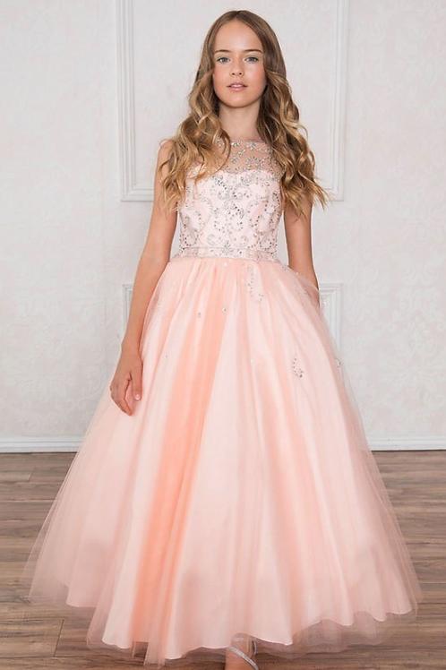 Style#KY203, Blush Pink, Size 3