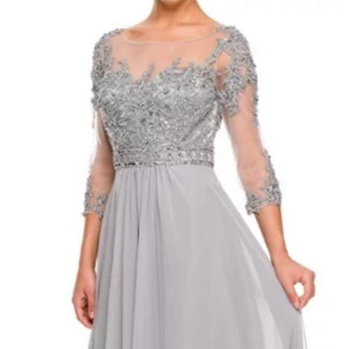 Style#6316-10, Grey, Size 4XL