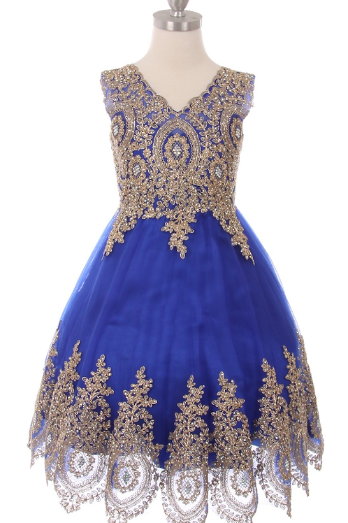 Style#5021, Royal, Size 6