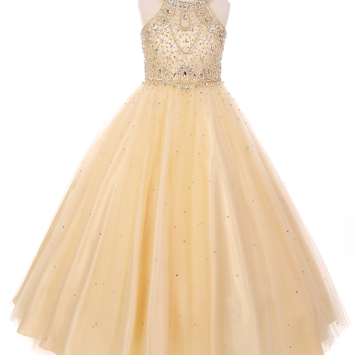 STYLE #5027 CHAMPAGNE