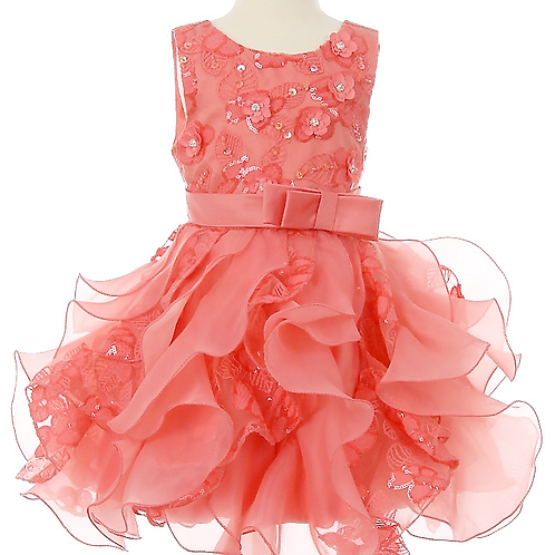STYLE # 9076B CORAL