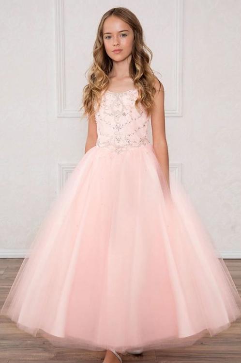 Style#KY202, Blush Pink, Size 4
