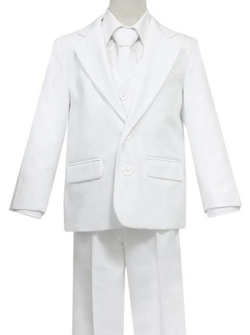 Style# 4008/5003 - White