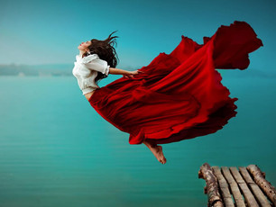 Just jump...