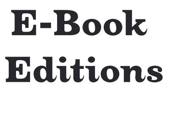 E-Book Editions