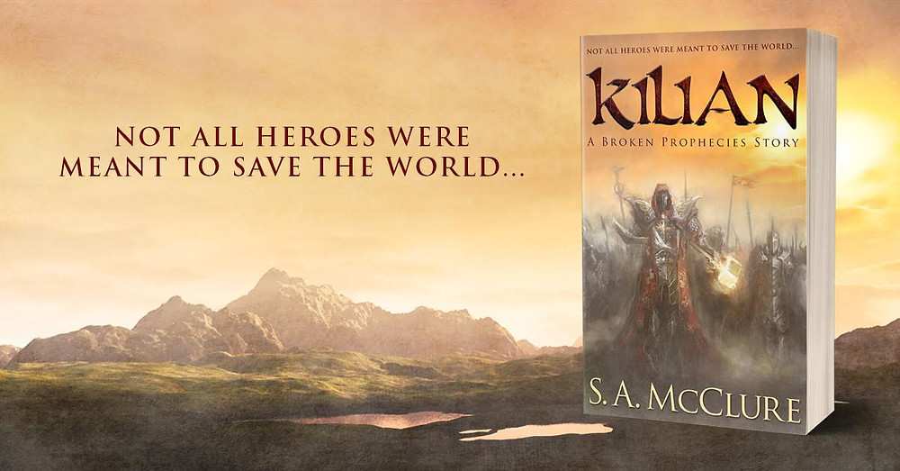 Kilian: Not all heroes were meant to save the world