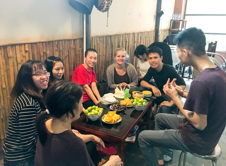 Meet The Dao's Care Volunteers – Uta #humanofdaoscare