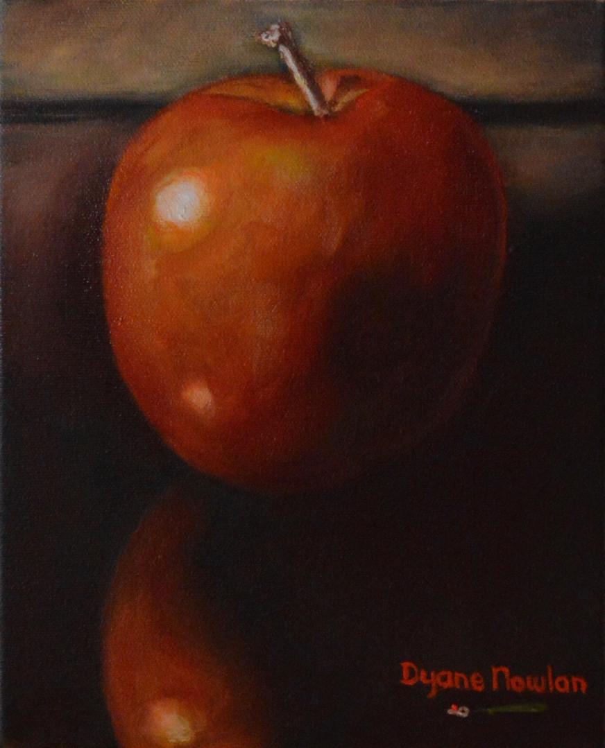 Reflexion de Pomme