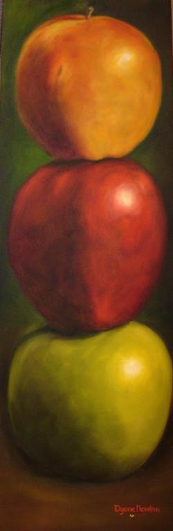 Haut comme 3 Pommes
