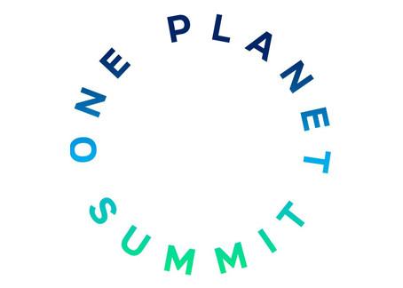 La « super année » de la Nature et du climat commence avec le One Planet Summit