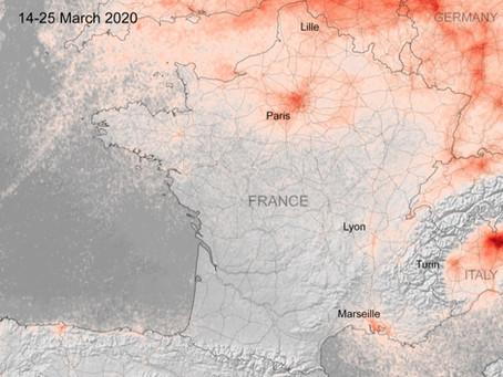 Covid-19 et qualité de l'air : quelles leçons tirer pour la politique de relance post-épidémie ?