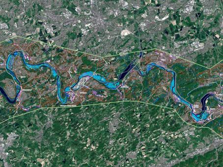 Pluies intenses et inondations meurtrières dans l'ouest de l'Europe