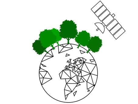 La biodiversité sous l'oeil des satellites