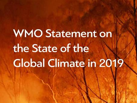 Quel avenir pour le climat ? L'année 2019 passée au crible