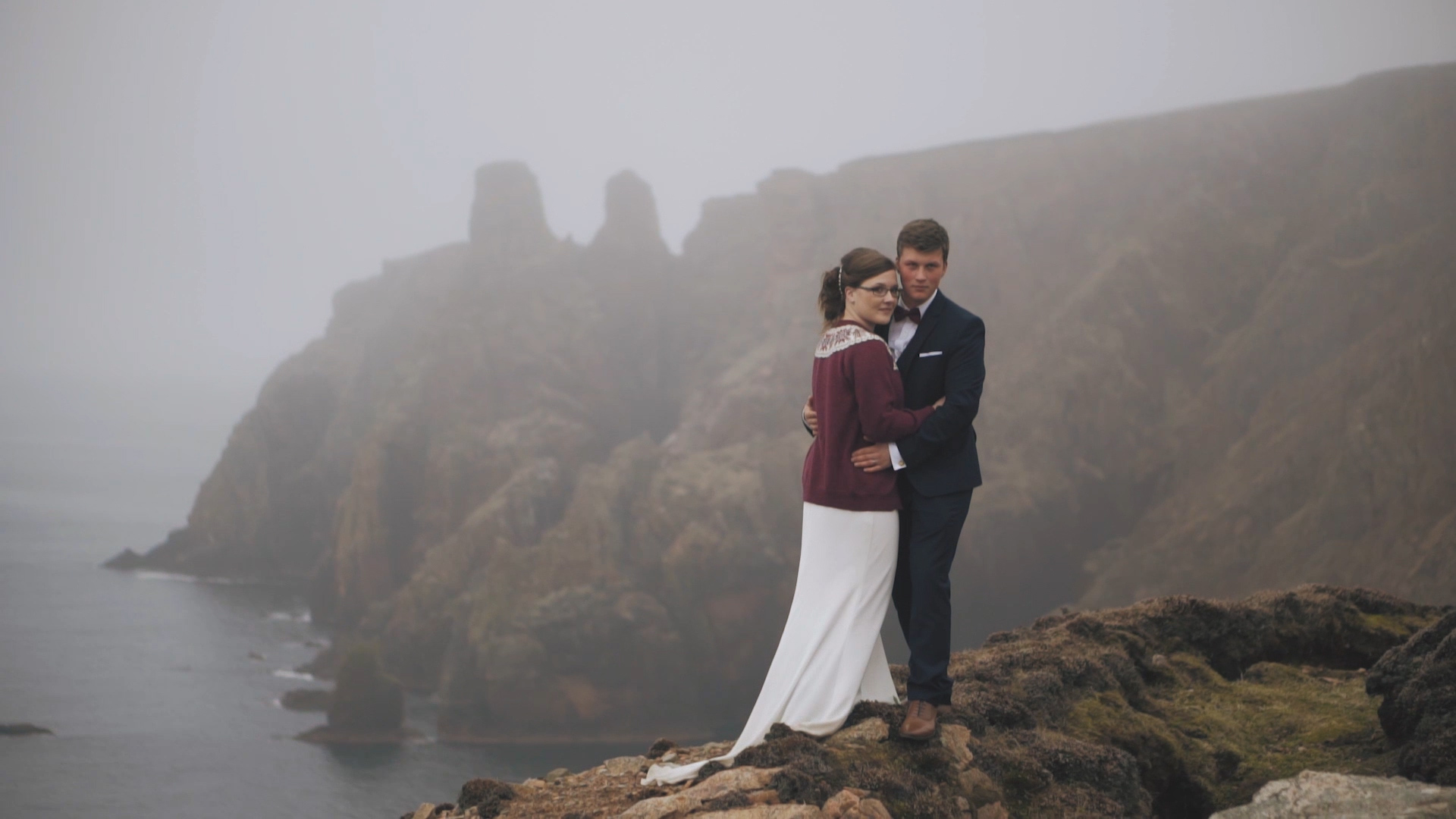 Shetland Wedding video