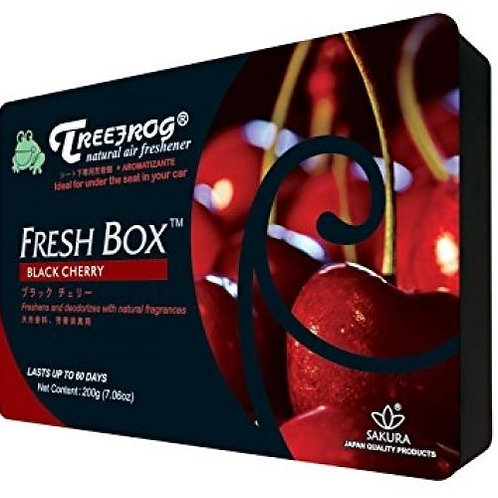 TreeFrog Air Freshener ( Black Cherry )